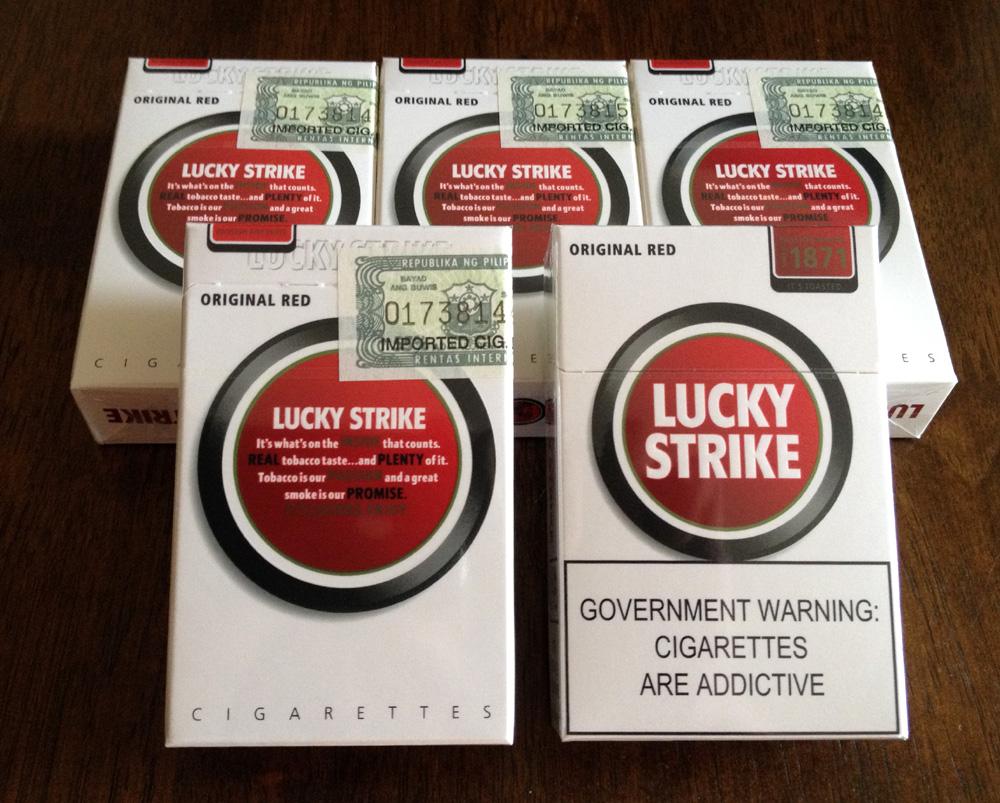 ストライク 種類 ラッキー